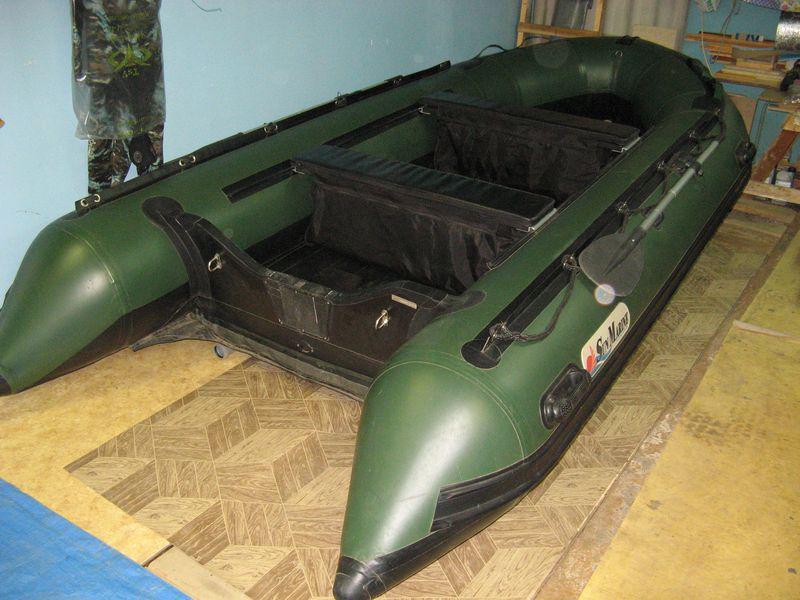 Фото всех надувных лодок санмарин